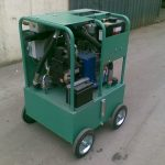 Diesel Engine Powered Unit